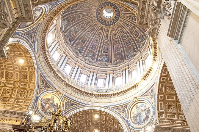 Vatican Tour with Sistine Chapel Skip-the-Line Tickets and Private Local Guide photo 3