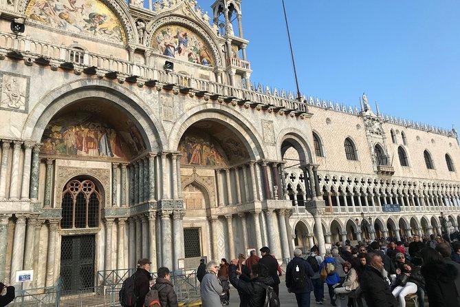 Venice Full-Day Tour from Lake Garda