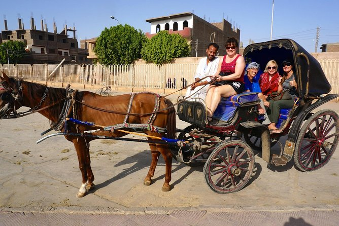 Horse Carriage Ride in Aswan