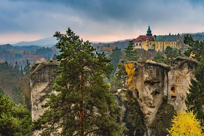Bohemian Paradise Private Hiking Tour - a Day Trip from Prague