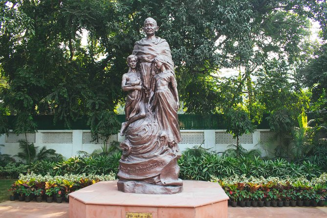 Delhi Footsteps of Mahatma Gandhi Half-Day Tour