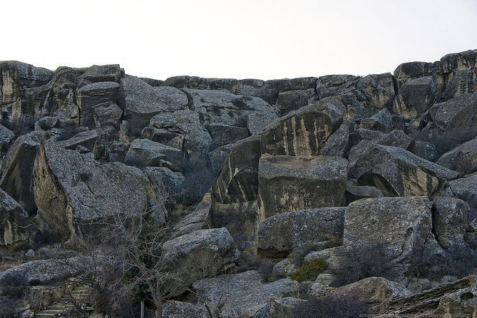 Gobustan: a journey to paleolitic