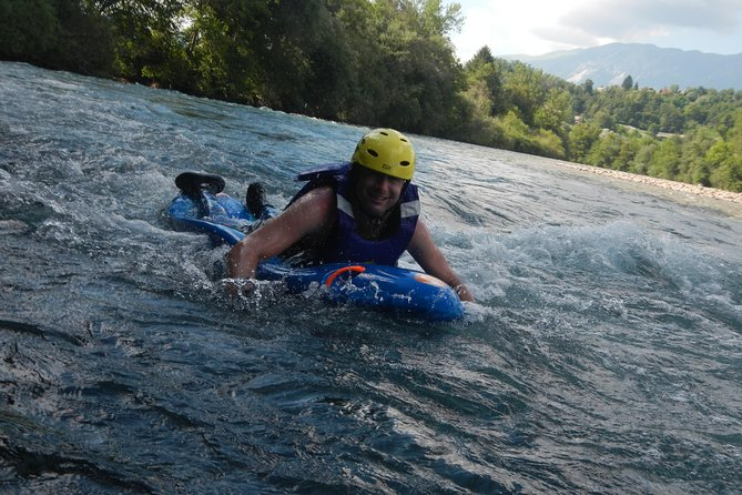 Bellyak on the Sava River in Slovenia photo 8