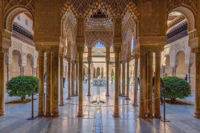 Sortie à la journée à l'Alhambra et à Grenade au départ de Séville