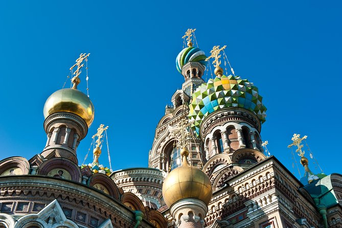 Church of the Saviour on Spilled Blood and the Russian Museum Walking Tour