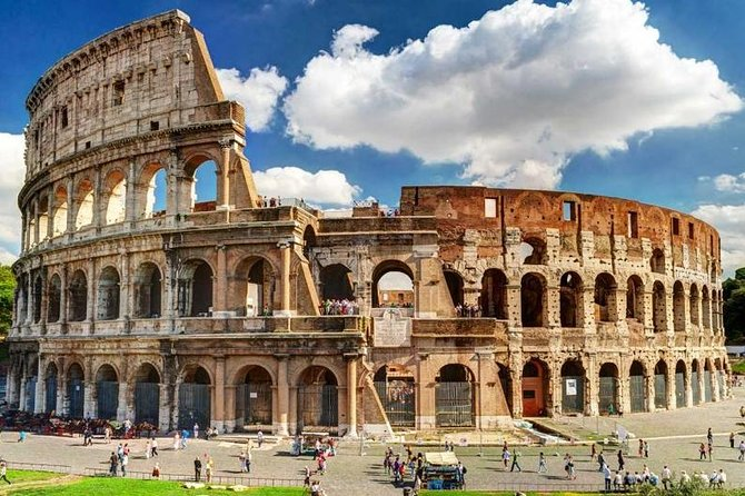 Imperial Rome: Coliseum, Roman Forum and Palatine Hill skip-the-line guided tour