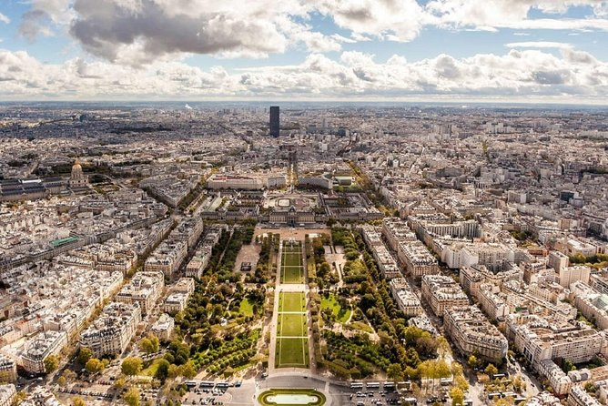 Eiffel Tower Summit Access Guided Visit and Optional Cruise