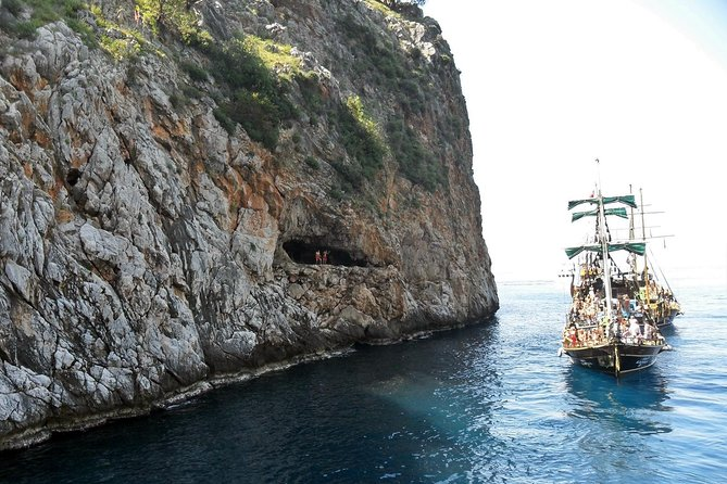 Alanya city tour with lunch and boat trip