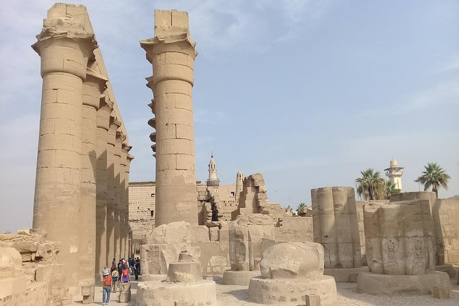 Day Trip to valley of the kings and Luxor Temple with Lunch from Hurghada photo 6