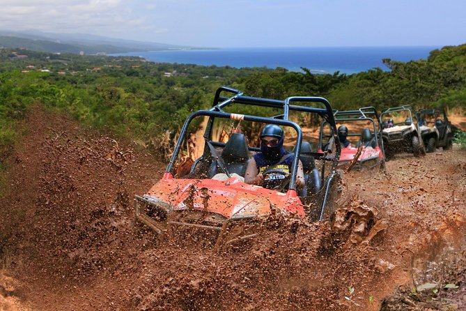Skip The Line: Wet n Dirty ATV Adventure Tour