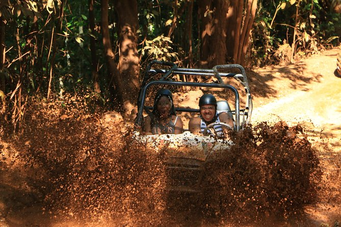 Wet n Dirty ATV Outback Adventure from Montego Bay