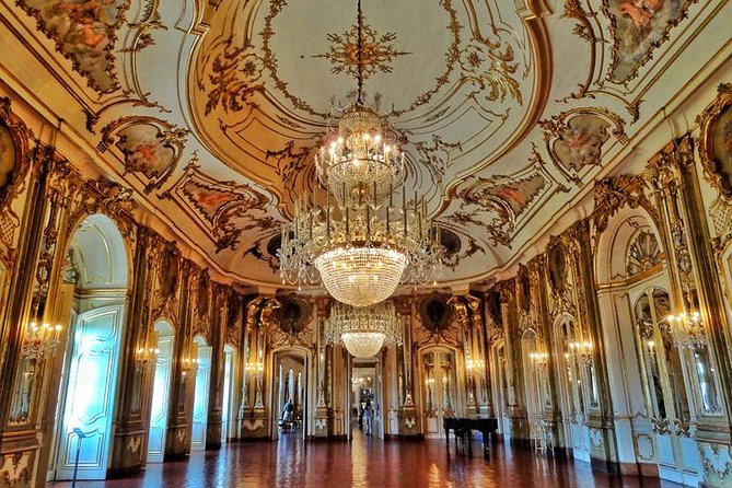 Full Day Queluz, Mafra and Ericeira Private tour from Lisbon