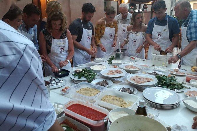 Cooking Class Taormina with Local Food Market Tour