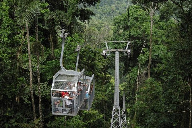 Veragua Rainforest and Tortuguero Canals Shore Excursion