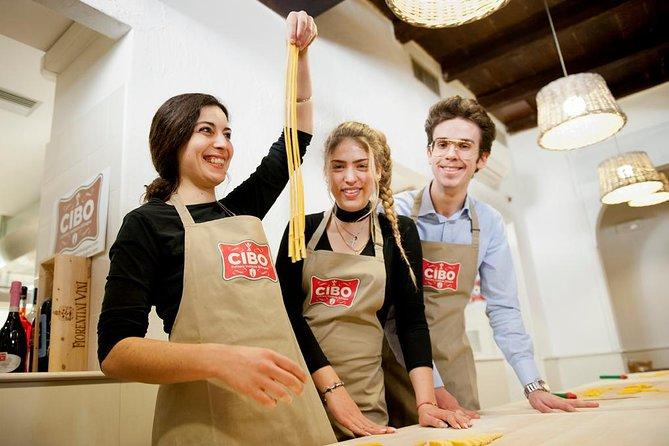 Corso di cucina di pasta fatta a mano Pro presso l'Istituto Culinario di Bologna