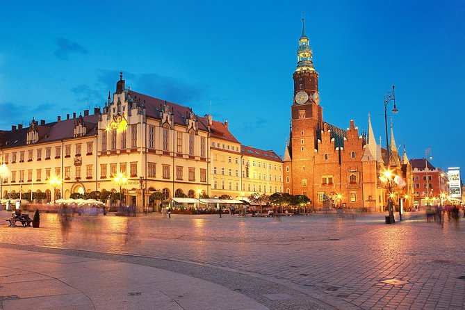 Private Walking Tour of Wroclaw