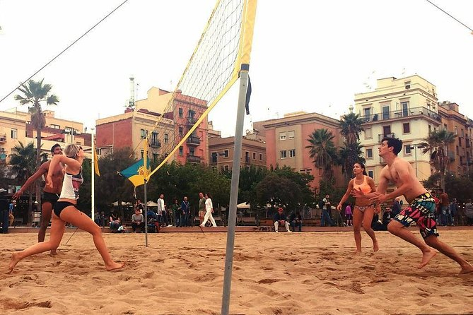 Volleyrocks: Beach Volleyball Lessons