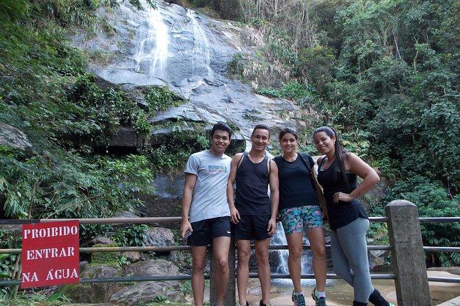 Pico da Tijuca Hiking Tour in Tijuca Forest National Park