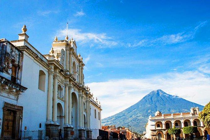 Puerto Quetzal Shore Excursion – Private tour: Colonial Antigua City Highlights
