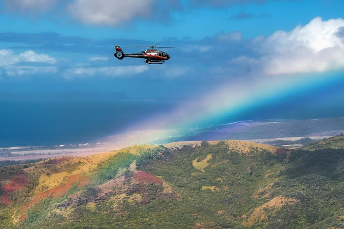 Kauai Explorer Helicopter Tour
