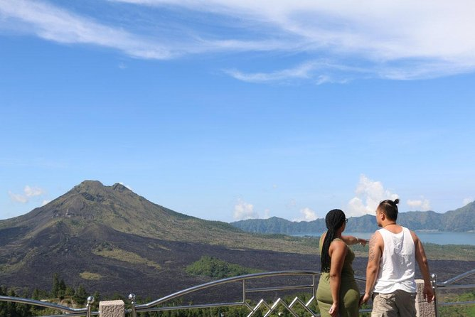 Bali Day Trip Ubud and Batur Volcano Kintamani Including Barong Dance and Lunch