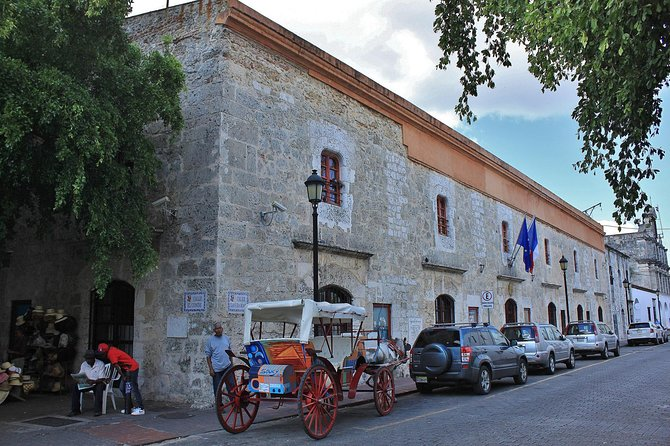 Santo Domingo City Tour (All-day from Punta Cana)