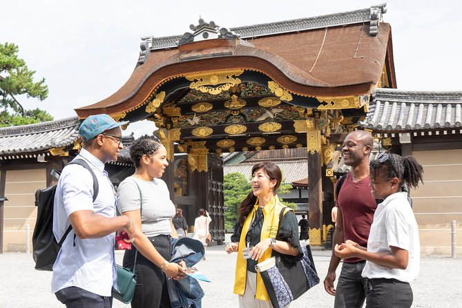Nijo Castle Official English Guided Tour