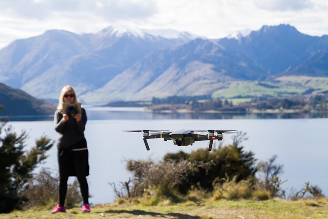 Drone flying for beginners in Wanaka
