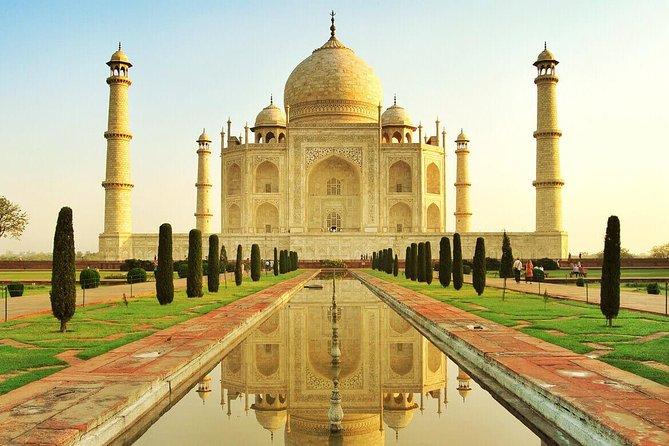 3-Days Golden Triangle Tour {Delhi Agra Jaipur Delhi}