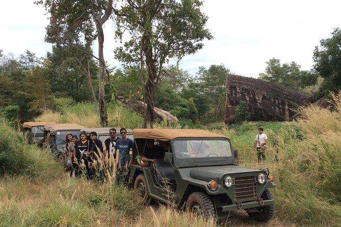 Angkor great Jeep Adventure