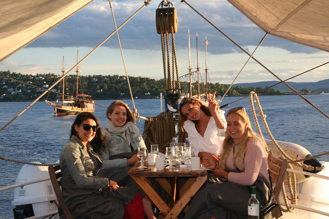 3-Hour Norwegian Evening Cruise Aboard a Wooden Sailing Boat on the Oslo Fjord photo 10