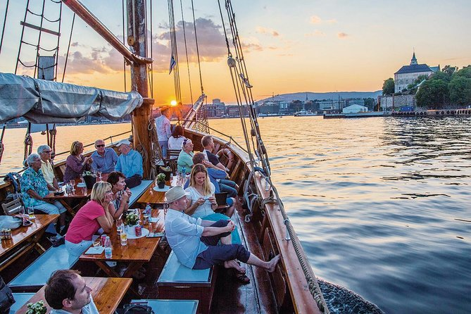3-Hour Norwegian Evening Cruise Aboard a Wooden Sailing Boat on the Oslo Fjord photo 9