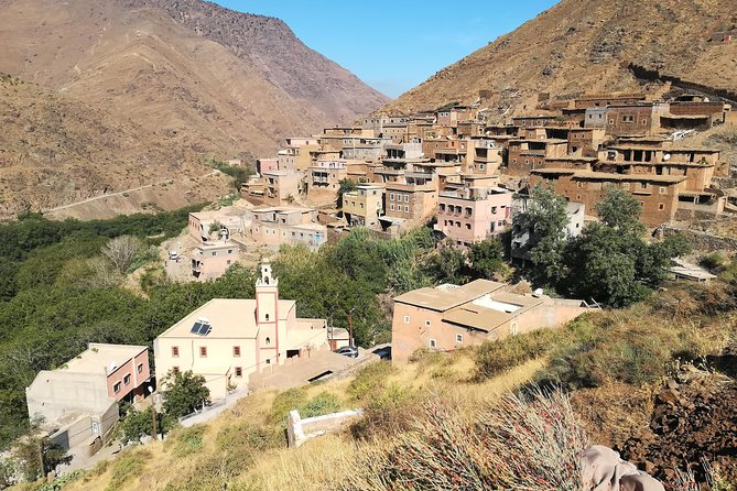 Day Trip and cooking with local family in the High Atlas Mountains photo 2