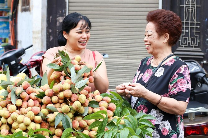 Private Market Tour and Vietnamese Cooking Class in the Heart of Hanoi