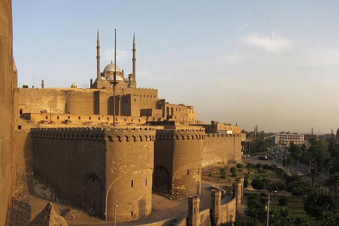 A Day tour of museum,Citadel of Cairo,Coptic Cairo,Old Bazaar(All inclusive