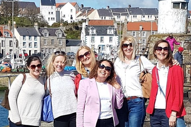 I Love St Andrews Tour and Fife - Private Tour - cost is for up to 8 people
