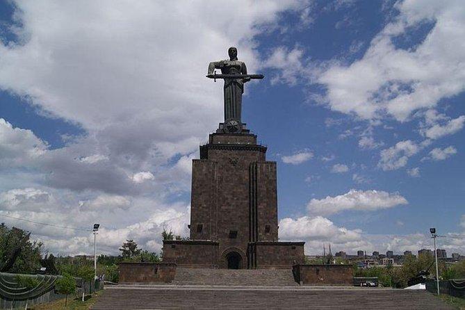 Evening walking tour in Yerevan, Erevan, ARMENIA