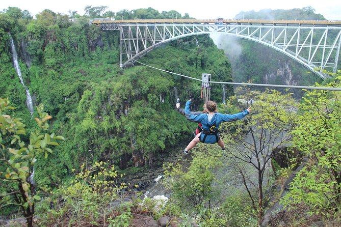 Bridge Slide or Zipline