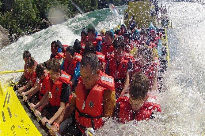 Niagara Falls Open-Top Jet-Boat Ride