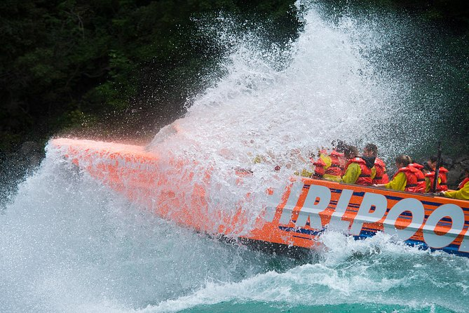 Niagara Falls Open-Top Jet-Boat Ride
