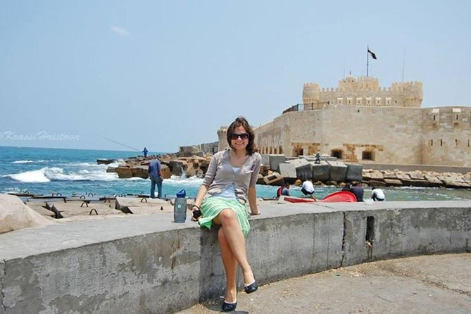 Over day to Alexandria from Cairo ( private Tour )
