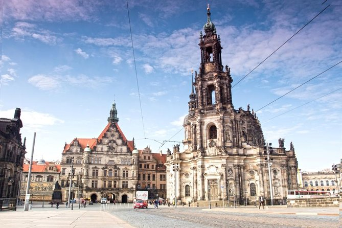 Dresden Walking Tour of the Historic Old Town with English Speaking Guide
