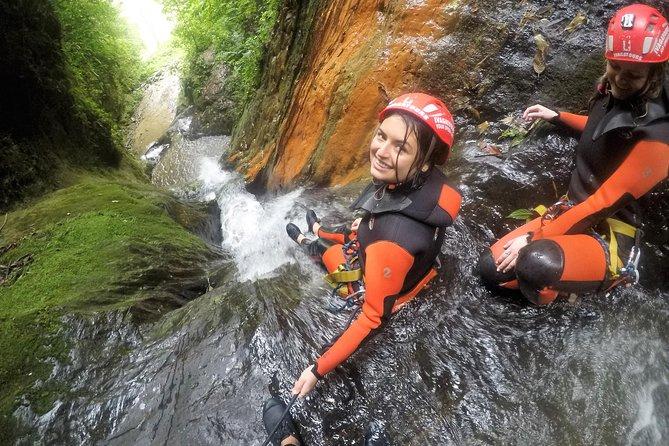 The Best Canyoning in -Baños Ecuador