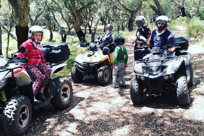 Cagliari: Quad Adventure Full day Tour Experience from Chia photo 7