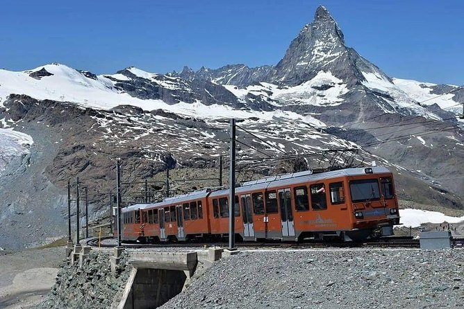 Zermatt, Matterhorn area & Gornergrat with private tourguide - from Zürich