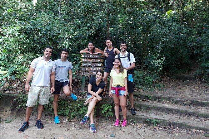 Bico do Papagaio Hiking Tour Tijuca Forest