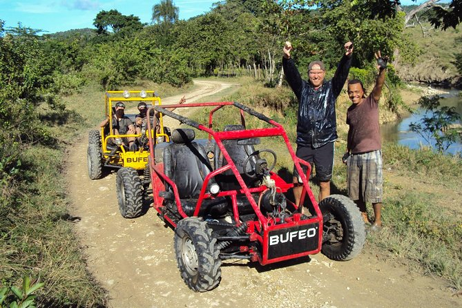 Dominican Countryside Buggy Tour