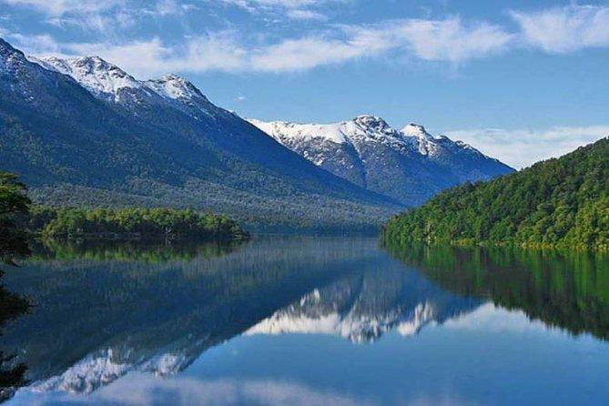 Sju sjöarnas väg till Villa La Angostura från San Martin de los Andes