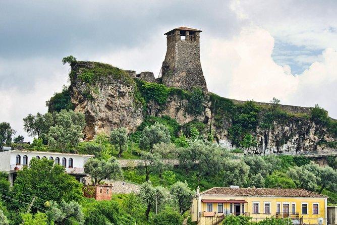 Day Tour of Kruja and Sari Salltik holly cave from Tirana