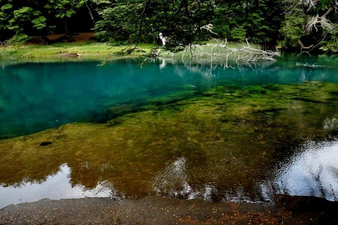 Private Manso River Lakes and Waterfalls Tour
